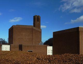 Iglesia de Gammel Holte (1977-1978)