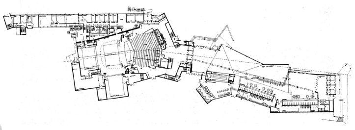 Hans Scharoun .TeatroWolfsburgo.Planos1.jpg