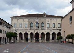 Palacio Pretorio, Cividale del Friuli  (1564-1586)
