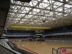 Pabellón municipal de deportes de Pontevedra (1966)