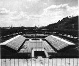 Estadio olímpico de natación, Roma (1959)