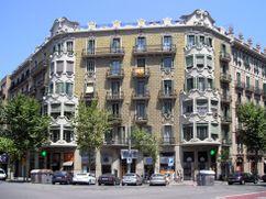 Casa Anna Victory, Barcelona (1906)