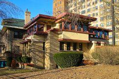 Casa Emil Bach, Chicago, EE. UU.(1915)