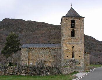 Iglesia de Santa María de Cóll