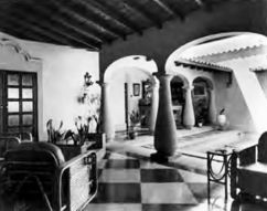 Casa Velutini, Caracas (1947-1948)