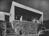 Pequeñas casas de fin de semana en Garraf (1934-1935), junto con Torres Clavé.