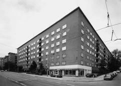 Edificio de apartamentos en la calle Merhautova, Brno (1932)