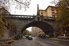 Puente Gebsattel, Munich (1901)