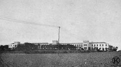 Clínica del doctor Esquerdo en Carabanchel, Madrid (1908)