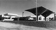 Club Náutico Dos Mares, La Manga del Mar Menor (1964-1966)
