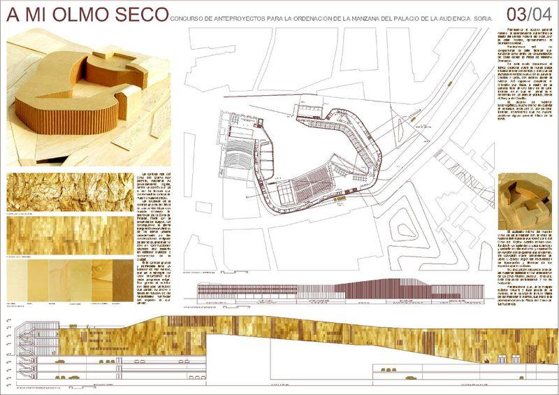Archivo:Concurso.Palacio de la Audiencia.Soria.A mi olmo seco.3.jpg
