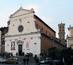 Iglesia del Santo Espíritu en Sassia, Roma (1538-1545)