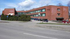 Biblioteca de la Universidad Técnica de Otaniemi (1964-1969)