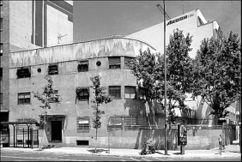 Casa Cuna Nuestra Señora de las Mercedes, Madrid (1934-1936)