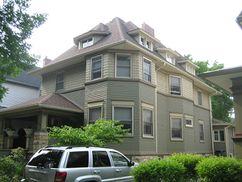 Casa Francis J. Woolley, Oak Park (1893)