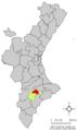 Localització d'Alcoi respecte el País Valencià.png