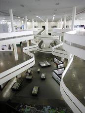 Palacio de las Industrias, São Paulo (1957)