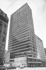 Torre Club Alemán, Buenos Aires (1970-1972)
