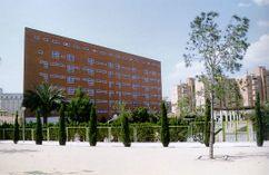 Edificio Santo Domingo, Alicante (1990)