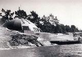 Villa Engström, Lisön (1955-1956)
