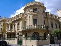 Palacio de Longoria, Madrid (1905-1903)