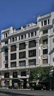 Viviendas en Calle Goya, Madrid (1918-1920)