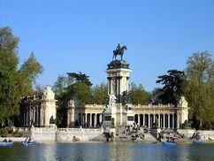 Monumento a Alfonso XII, Retiro, Madrid (1902-1922)