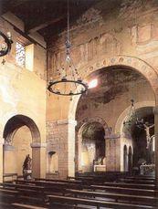 Oviedo St Juliàn Prados nef.jpg