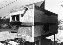 Casa Antonio Delboux, Sao Paulo (1962-1964)