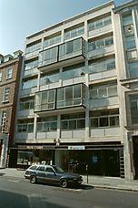 Edificio de oficinas en Albermarle Street, Mayfair (1956)