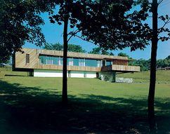Casa Breuer II, New Canaan (1948)
