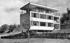 Casa Huber-Zweifel, Riehen (1929-1930) junto con Hans Schmidt