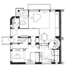 Bohuslav Fuchs.Casa propia.Planos1.jpg