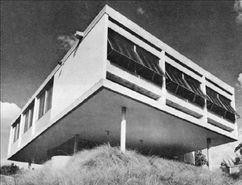Casa Oliveira, Sao Paulo (1960)