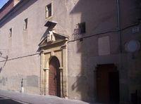 Convento de san Jose.Segovia.jpg