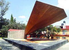Quiosco de Música, Santa Fe, México. (1955-1956)