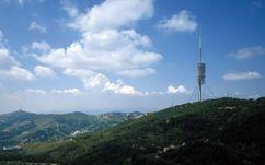Torre de Collserola, Barcelona (1988-1992)