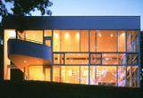 Casa Shamberg, Chappaqua, Nueva York (1972-1974)