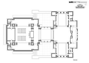 Wright.Templo de la Unidad.Planos1.jpg