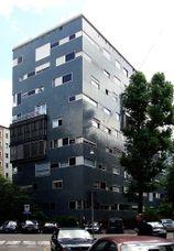 Viviendas en Ippolito Nievo, Milán (1955-1957)