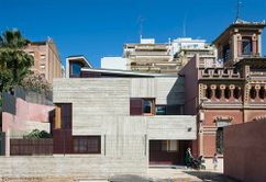 Vivienda Unifamiliar en Vallcarca, Barcelona (2003-2010)