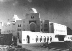 Mercado de abastos, Tetuán (1941-1942) con J. M. de la Quadra-Salcedo y J. M.ª Tejero.