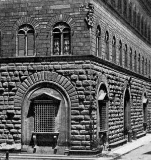 El palacio en una imagen de 1908.