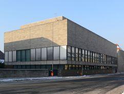 Museo Nacional Alemán de Nuremberg (1968-1971)