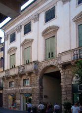 Palacio Poiana, Vicenza (1560-1566)