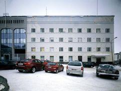 Sede del Cuerpo de Defensa de Jyväskylä (1926-1929)