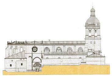 CiudadRodrigo.Catedral de Santa María.Planos2.jpg