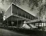 Pabellón japones en la Expo de París de 1937