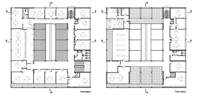 Giuseppe Terragni.Casa del Fascio.Como.Planos2.jpg