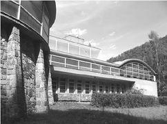 Planta de tratamiento de agua potable, Klíčavě (1949-1955)